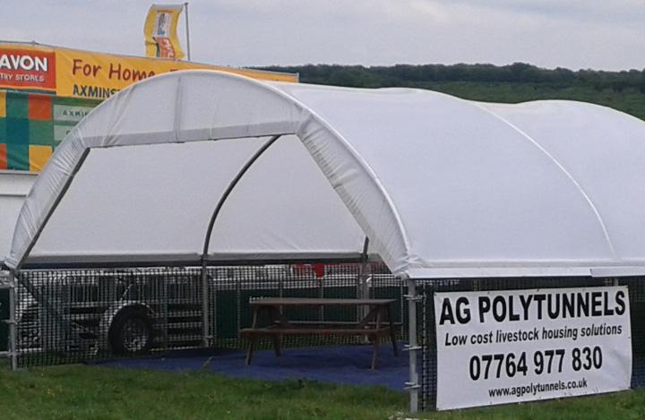 livestock-polytunnels